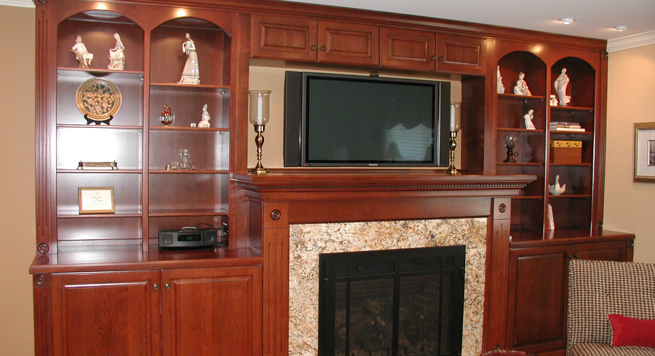 Mouser usa kitchens and baths manufacturer - Wall Units Entertainment Centers